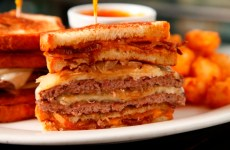 RBG - Grilled Cheese Burger 3