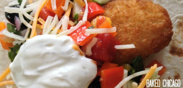 Salad Dressing Recipe Mash-up Goes Swimmingly With Fish Tacos