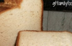 gluten-free sandwich bread recipe