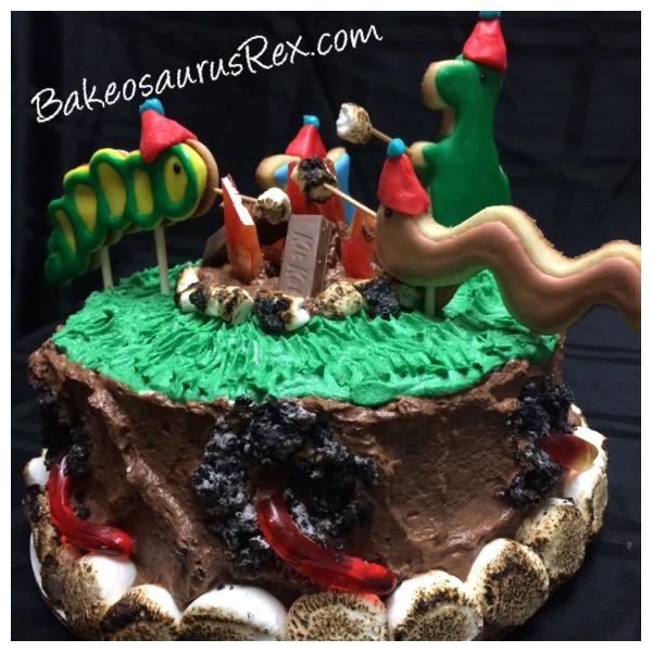 Multi Medium Cake