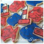 Dr Seuss Cookies