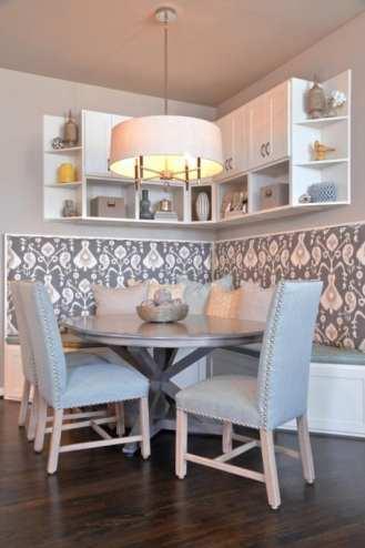 Banquette - Interior Design Dallas