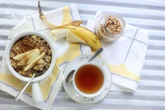 Grain Free Jicama Breakfast Cereal (paleo friendly)