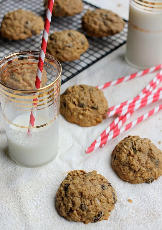Easy Oatmeal Raisin Cookie Recipe- Baker Bettie