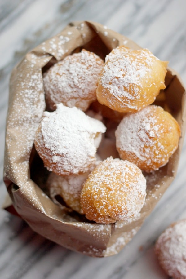 How to Make Beignets with Pate a Choux- Baker Bettie