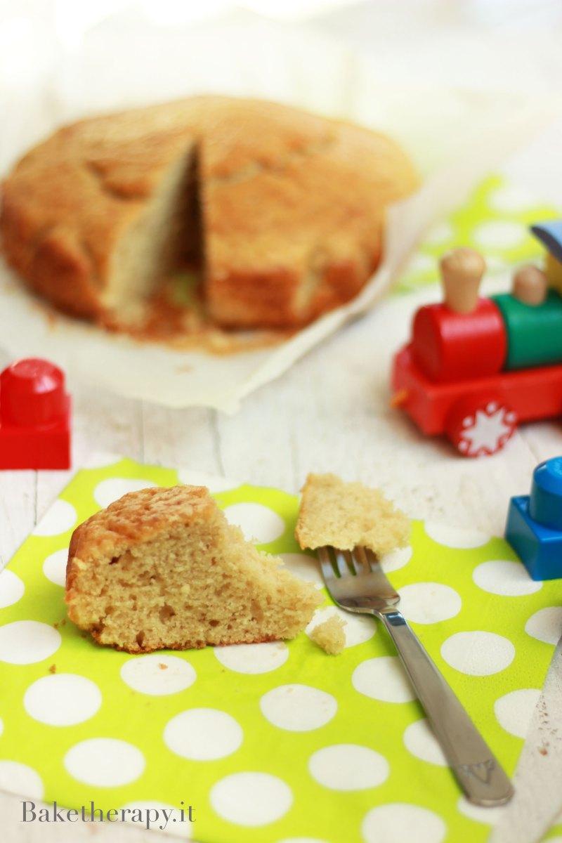 Torta salva omogeneizzato