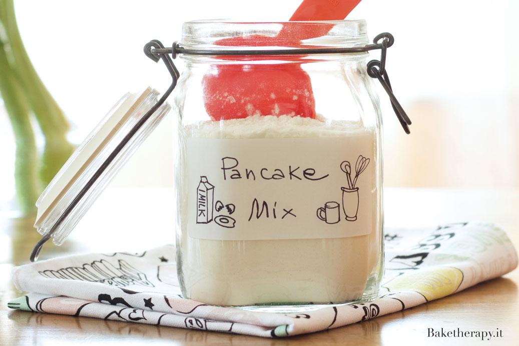 Mix istantaneo per pancake
