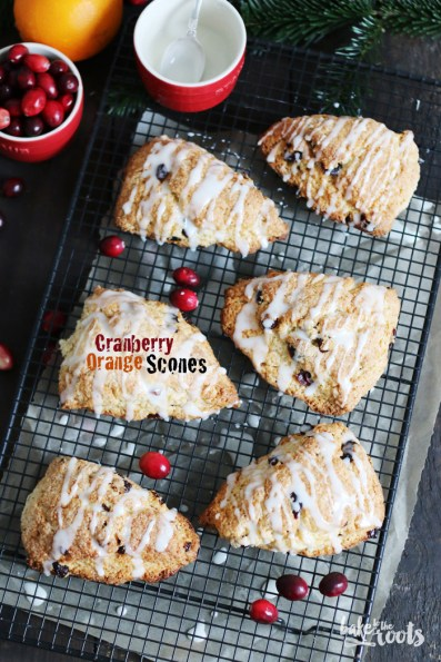 Cranberry Orange Scones | Bake to the rootsCranberry Orange Scones | Bake to the roots