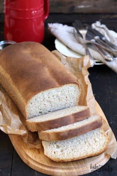 Easy White Toast | Bake to the roots