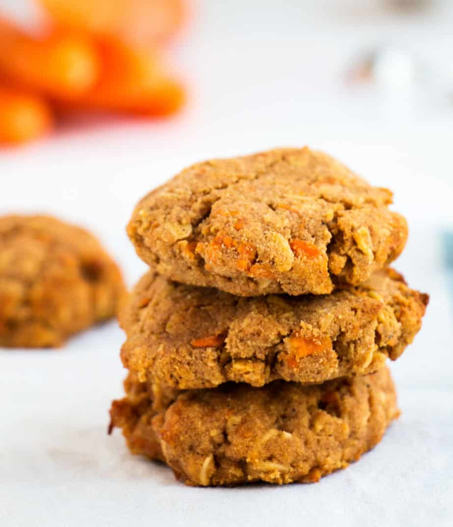 Carrot Cake Cookies From Spice Cake Mix