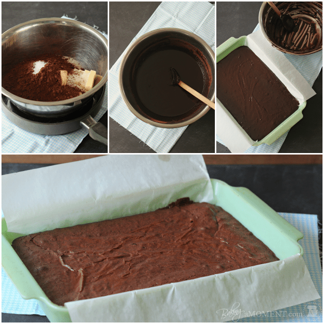 Simply Perfect Brownies from Scratch | Baking a Moment