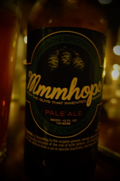 Next I want them to make a soda called MMMPop.