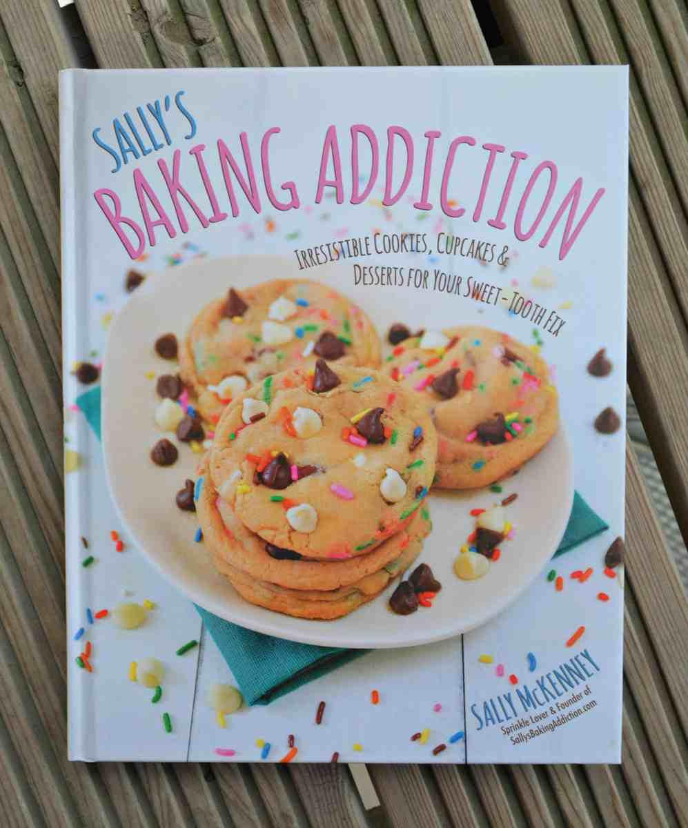 The Bookshelf: Sally's Baking Addiction by Sally McKenney