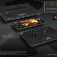 Consola Neo Geo X Gold Limited Edition