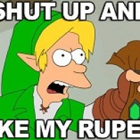 [Especial ZELDA] SHUT UP AND TAKE MY RUPEES!!