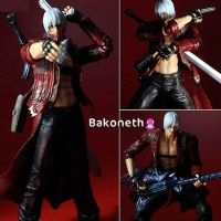 Devil May Cry 3 Figura Play Arts Kai: Dante