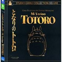 Mi Vecino Totoro y El Castillo Ambulante Studio Ghibli Collection Deluxe al mejor precio