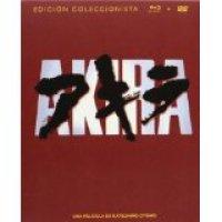 Akira Edicion Especial Coleccionistas [DVD+Blu-ray] versión española