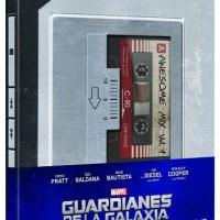 Guardianes De La Galaxia - Edición Metálica