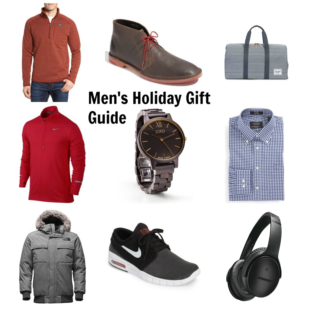 2016 Men's Holiday Gift Guide