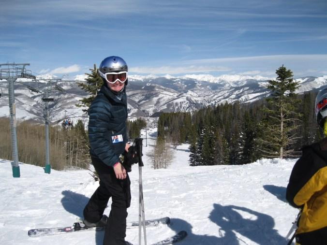 Sally ski