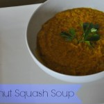 Vegan Butternut Squash Soup