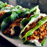 Vegan and Gluten Free Lentil Tacos