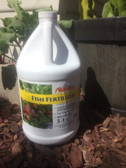 Small Of Alaska Fish Fertilizer