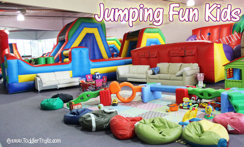 Fun For All Ages at Jumping Fun Kids, Buena Park