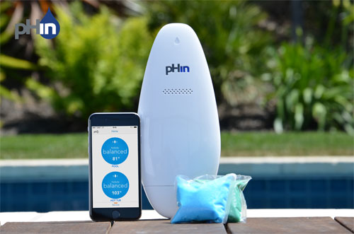 Simplify Pool Maintenance with a pHin Monitor | @getpHin