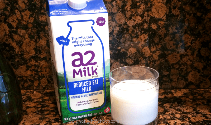 Try a2 Milk® for FREE!  | #a2Milk #IC #ad