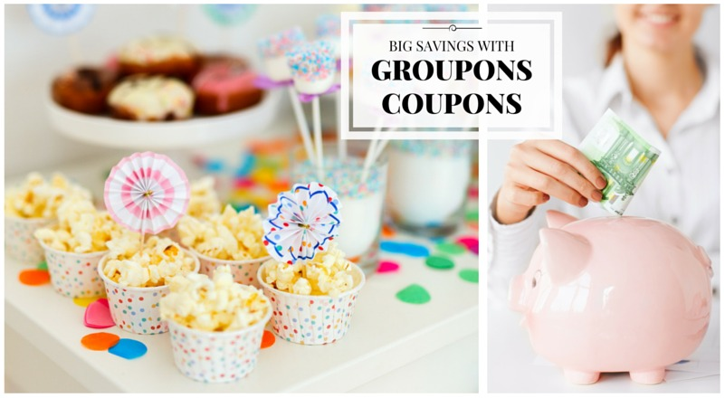 Party Planning with Groupon Coupons   @Groupon #GrouponCoupons #AD