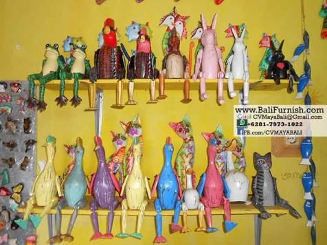 wood-animal-shelf-sitters-bali-indonesia