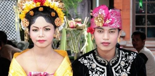 Mariage interreligieux à Amed - Balisolo