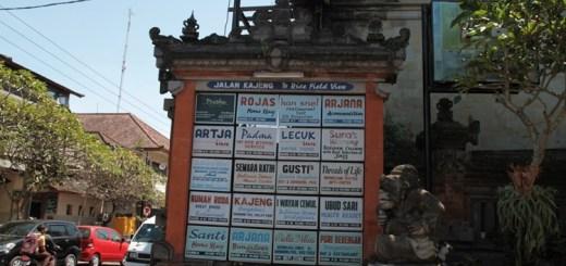 Jalan Kajeng - Ubud Bali 2013 Julia B - Balisolo