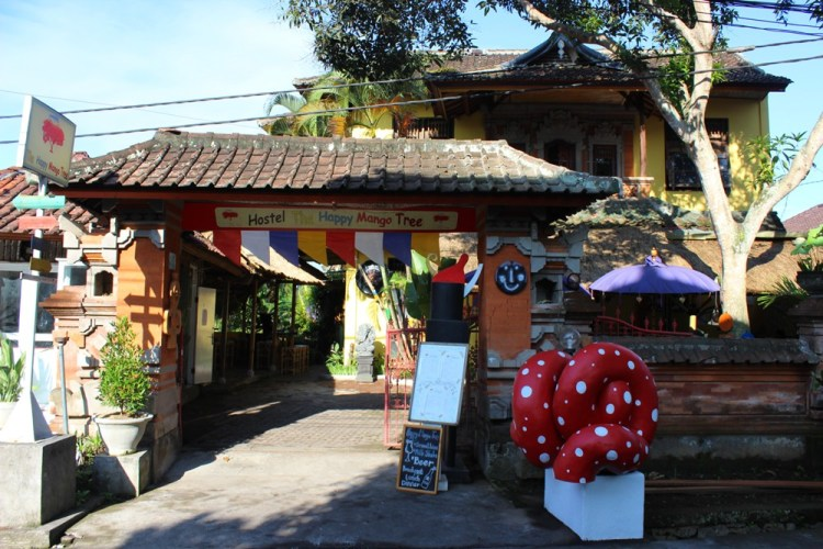 Hotel pas cher ubud Happy Mango Tree Bali (3)