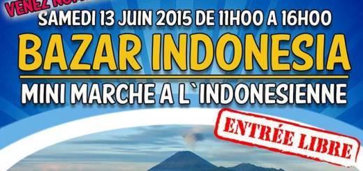 Bazar Indonesia de Marseille le 13 juin 2015 - Balisolo (1)