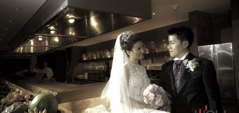 The elegant wedding of Elizabeth and Irving at Alila Uluwatu