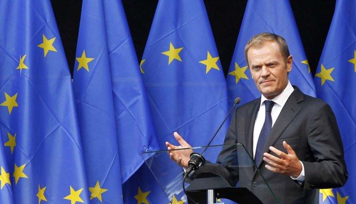EU: Donald Tusk upozorio je u Makedoniju