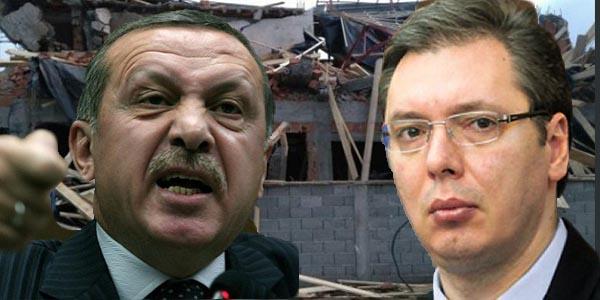 """Erdogan poručio Vučiću: """"Čovjek koji ruši džamije nema šta tražiti od Turske"""""""