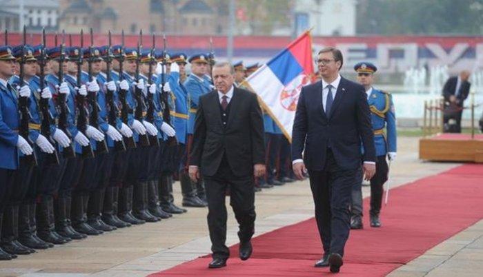 Srbija: Erdogan u Beogradu i Novom Pazaru