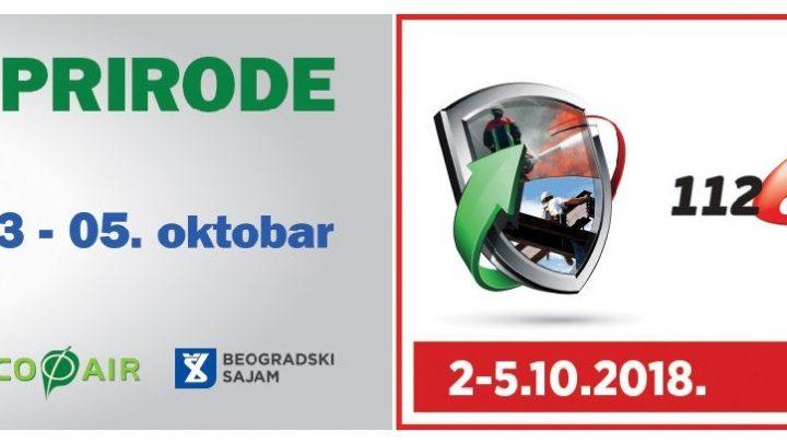 OKTOBAR: Erupcija srpske energije na Beogradskom sajmu