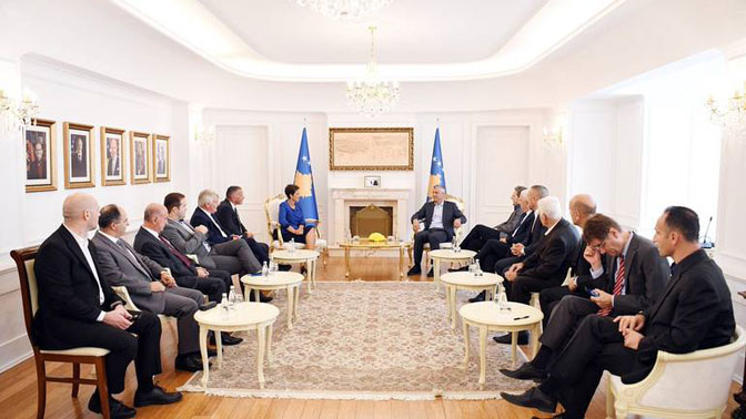 TAČI: Preševska dolina odlučna da pristupi Kosovu