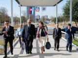 GOŠĆA: Supruga predsednika Austrije posetila MSUB