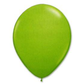 Kiwi Latex Party Balloon 12 inch from Balloon Shop NYC