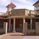 El antiguo Balneario de Leana