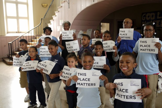 This Place Matters Campaign at the McKim Center