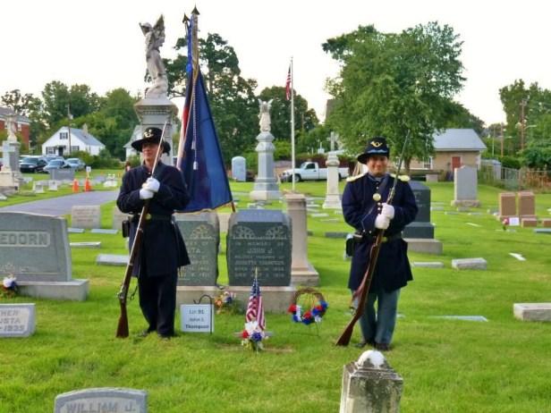 Immanuel Lutheran Cemetery Rock Island Illinois