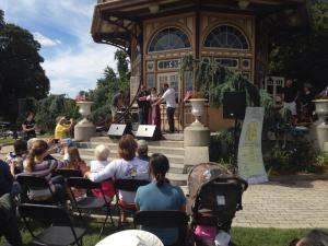 Bicentennial Celebration at the Patterson Park Pagoda