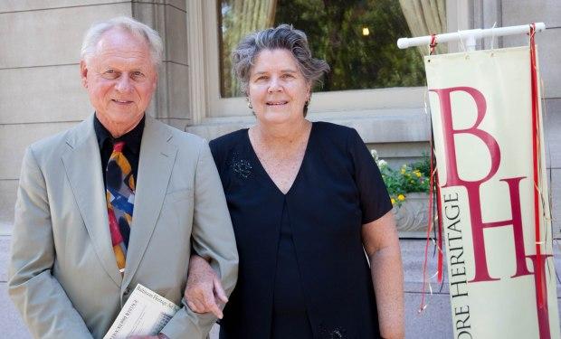 Karen and Bob Lewand, June 2010